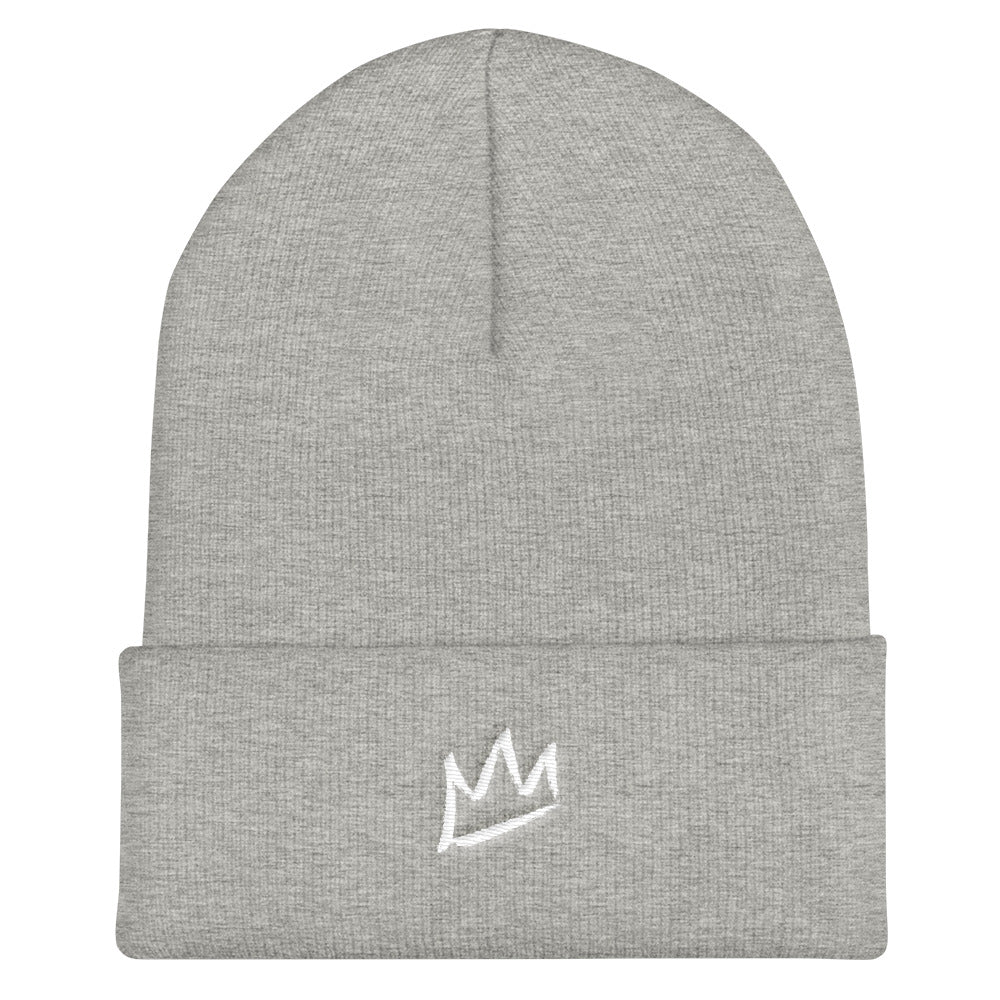 Crown Beanie – QWN Apparel e639b50a445