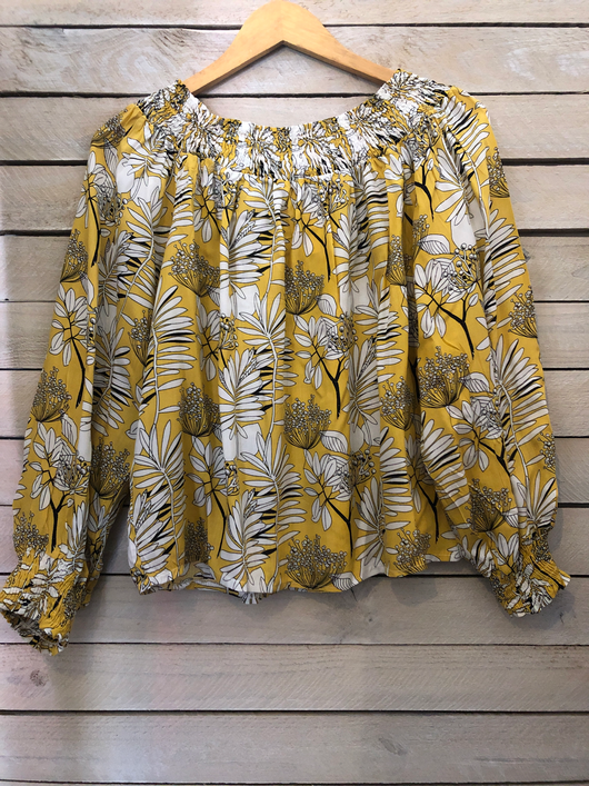 Blouse | printed