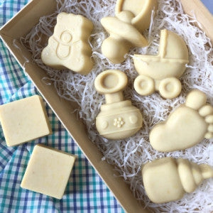 Customised Breast Milk Soap 代制母乳皂