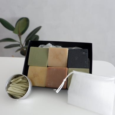 Self-Care Herbal Soap Pack