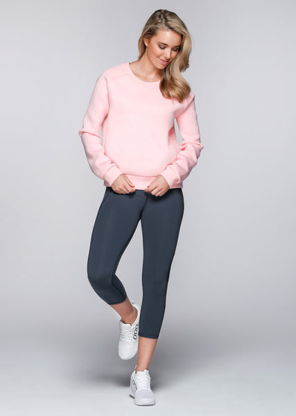 Opulence L/Slv Sweat