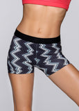 Zig Zag Short Tight