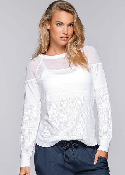 Finish Line Long Sleeve Top