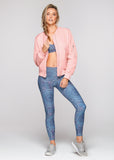Zahara Active Bomber Jacket