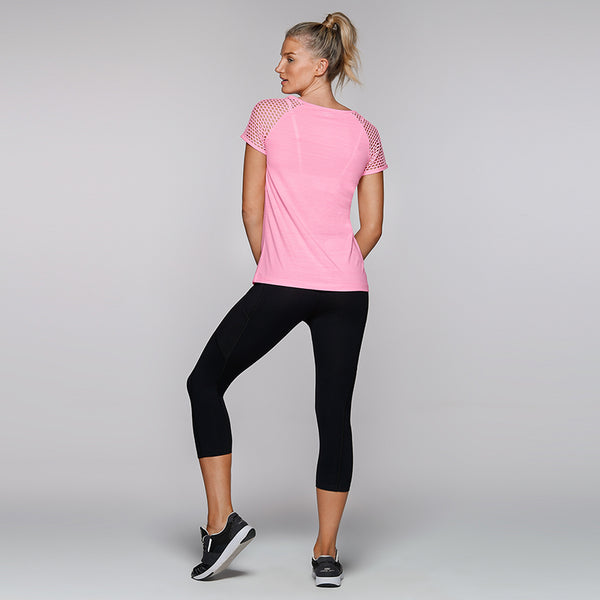 Pick Up The Pace Active Tee