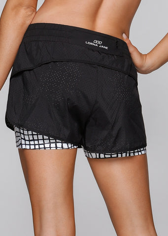 The Six CM Run Shorts