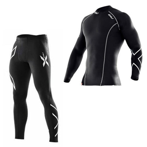 ZXU Compression Set - MMA P4P SHOP