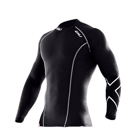 Long Sleeve Compression - MMA P4P SHOP