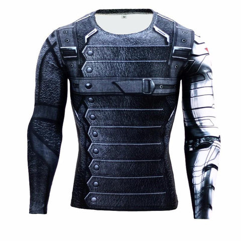 Winter Soldier CoolDry Rash Guard