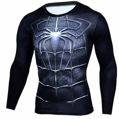 Spiderman CoolDry Rash Guard