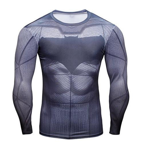 Dark Batman CoolDry Rash Guard