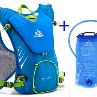 8L Hydration Bag + 1.5L Water Bag