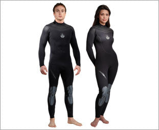 Akona 3mm Mens Full Suit - AKMS258
