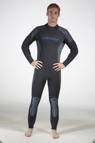 Akona 5mm Mens Quantum Stretch Full Suit - AKMS609