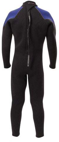 Henderson Thermoprene Junior's 7mm Back Zip Jumpsuit