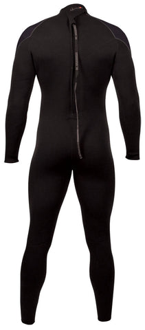 Henderson Thermoprene Men's 3mm Back Zip Jumpsuit