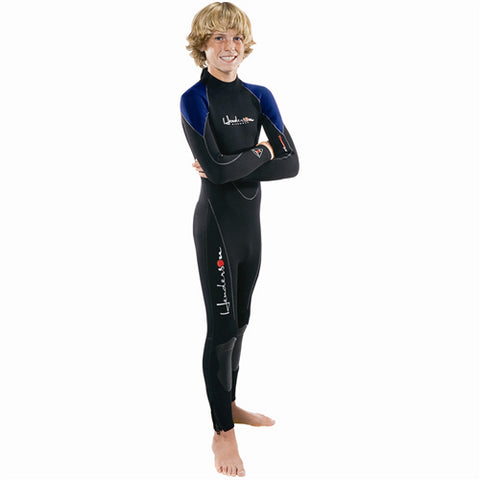 Henderson Thermoprene Junior's 3mm Back Zip Jumpsuit