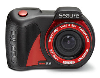 Sealife Micro 2.0 16mp WiFi Underwater Camera 32GB - SL510
