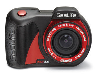 Micro 2.0 16mp WiFi Underwater Camera 64GB - SL512