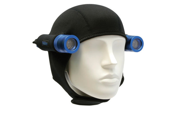 Bigblue Dive Lights Neoprene Double Light Hood