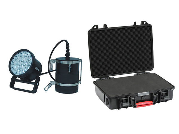Bigblue Dive Lights TL18000PC With Protective Case