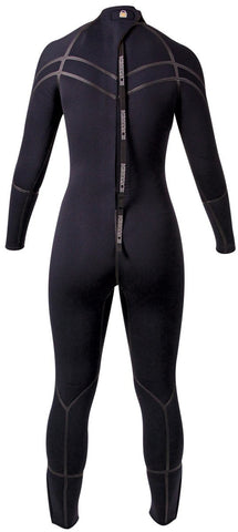 Henderson Aqualock Women's 7mm Backzip Jumpsuit