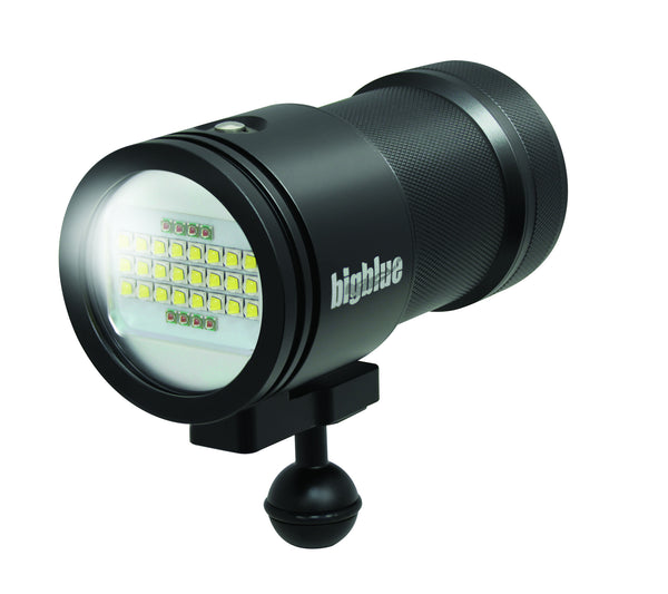 Bigblue Dive Lights VL15000P Pro Mini
