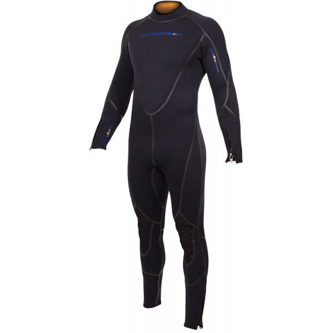 Henderson Aqualock Men's 7mm Backzip Jumpsuit