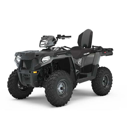 SPORTSMAN® TOURING EPS 570 Titanium Metallic