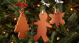 Gingerbread People & Tree Decorations