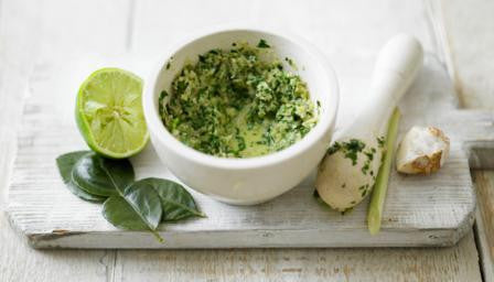 Thai Green Curry Sauce