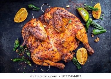 Thai BBQ Chicken (Gai Yang)
