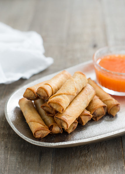 Pork & Shrimp Lumpia