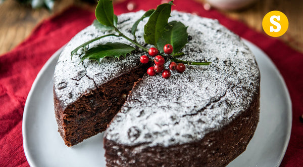 Classic Christmas Cake 2.5kg size