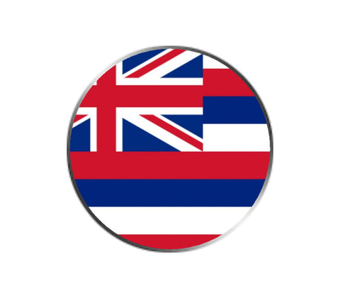 Hawaii Ball Marker - State Flag