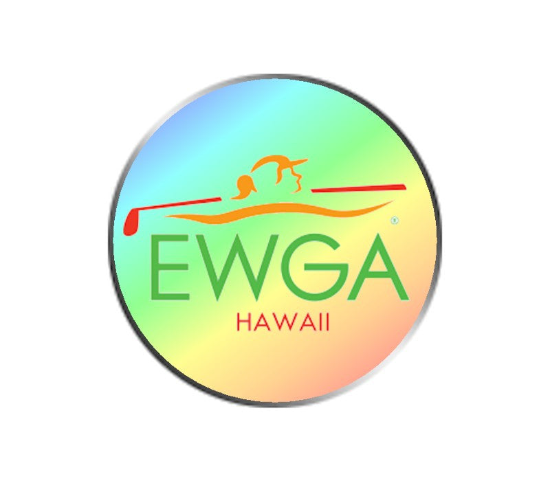 EWGA - Hawaii Ball Marker