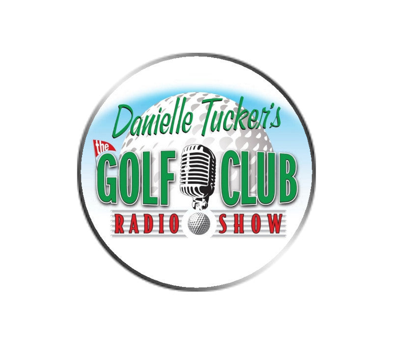 Golf Club Radio Show Ball Marker