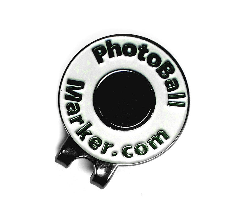 Hat Clip - Photo Ball Marker