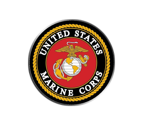 Marines Ball Marker