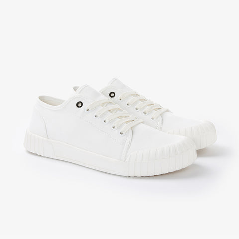 Good News Sneakers - Bagger White Low