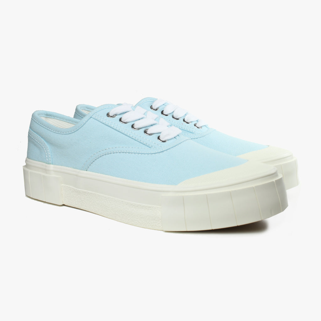 Good News London Sneakers - Ace Baby Blue Low