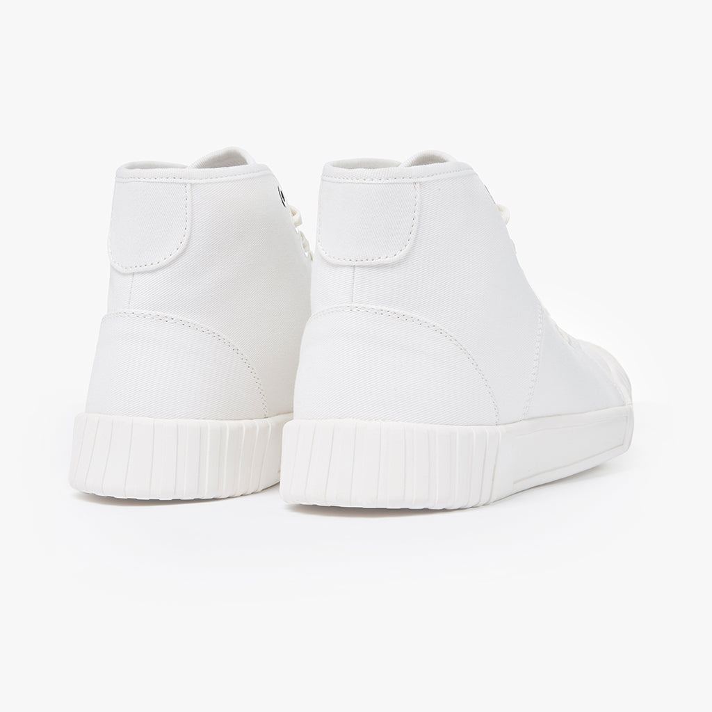 Good News Sneakers - Bagger White High