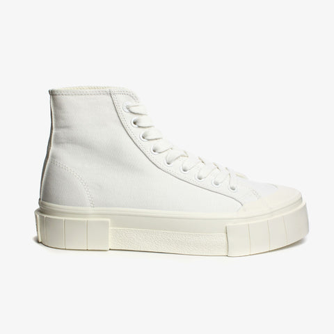 Good News London Sneakers - Bagger 2 White High