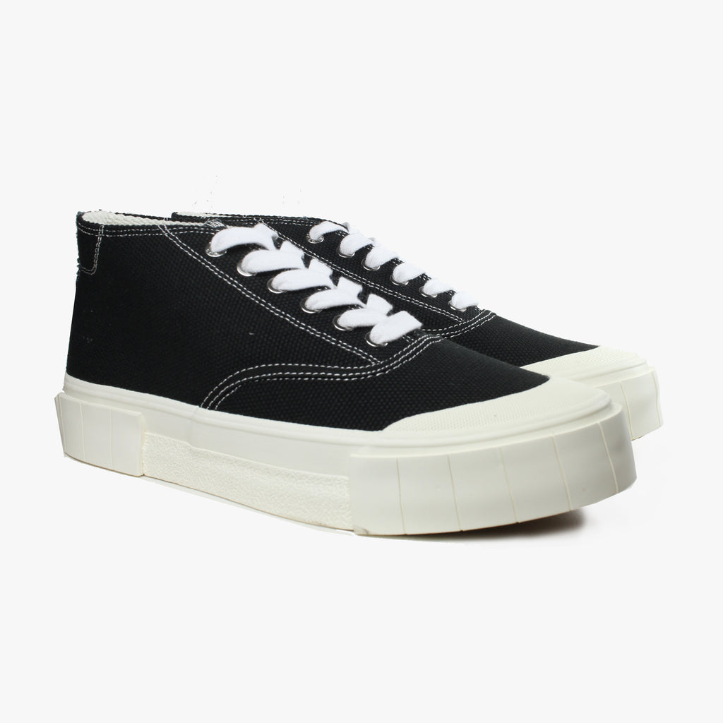 Good News London Sneakers - Chopper Black Mid