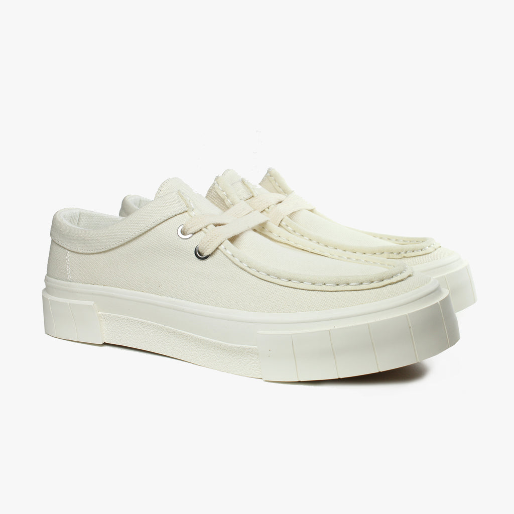 Good News London Sneakers - Rookie Off White Low