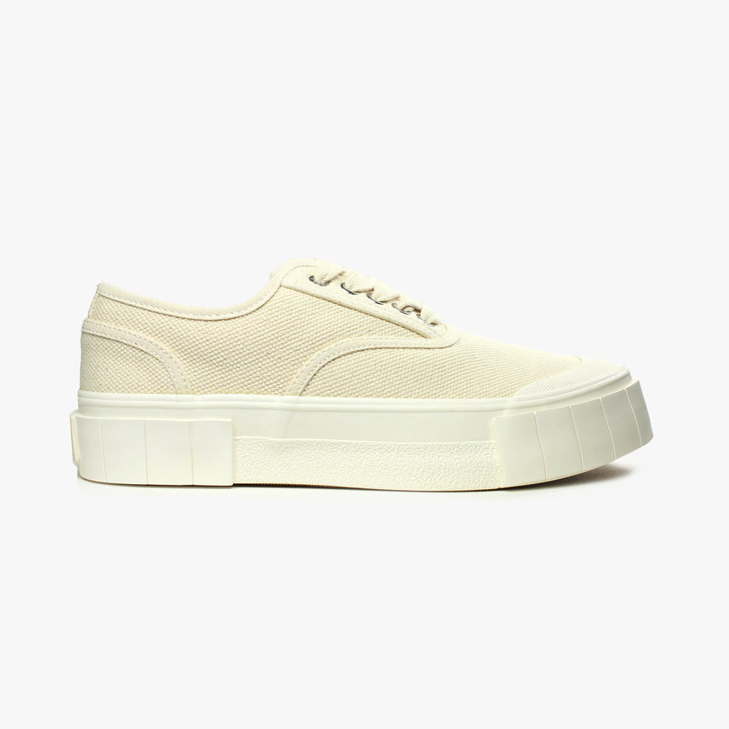 Good News London Sneakers - Ace Oatmeal Low