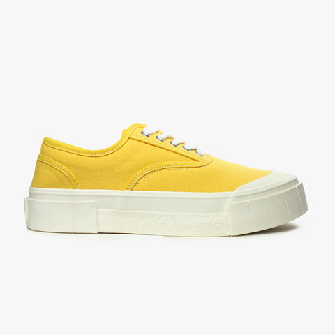 Good News London Sneakers - Ace Yellow Low