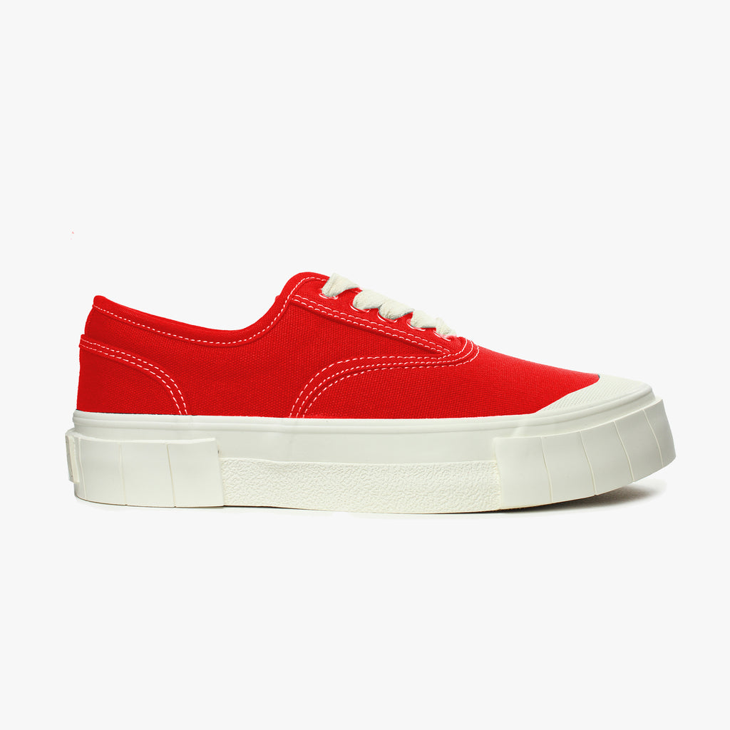 Good News London Sneakers - Ace Red Low