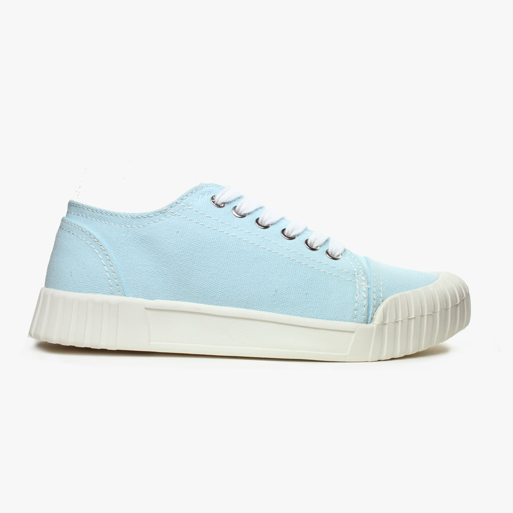 Good News London Sneakers - Bagger Baby Blue Low
