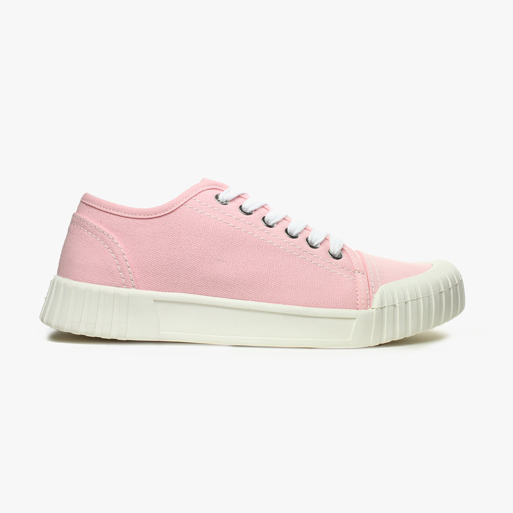 Good News London Sneakers - Bagger Pink Low